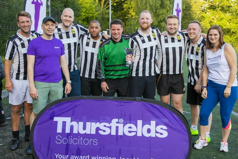 Thursfields GetA Head footy success