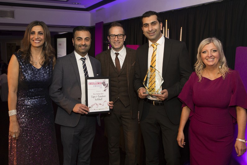 WEB FRIENDLY D46A0782 Solihull Bid Excellence Awards host Sameena Ali Khan by Photographer Andrew Ogilvy Photography