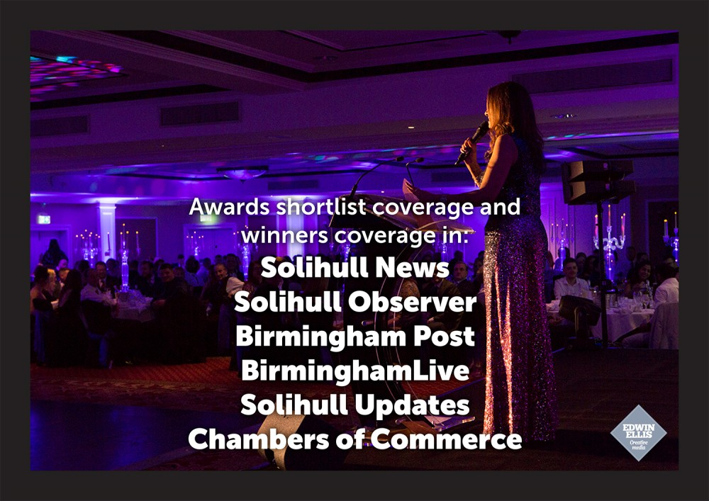 Solihull BID Excellence Awards 2018 PR 1