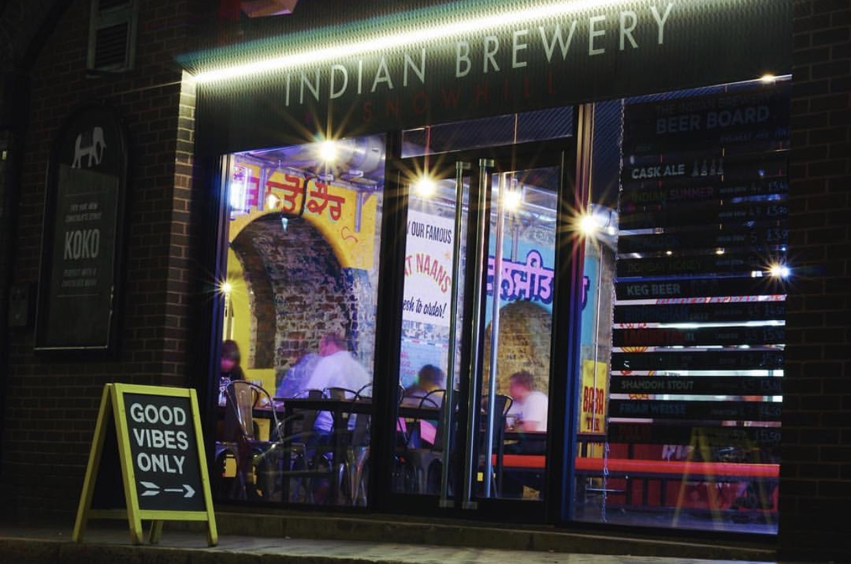 The Indian Brewery To Open Taproom And Street Food Joint In